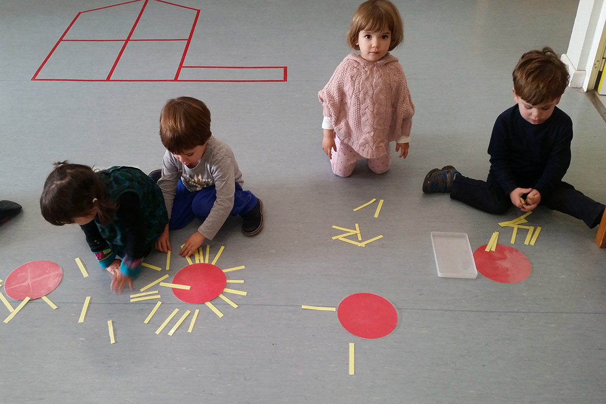Primer Ciclo De Educación Infantil Centro Educativo Gençana