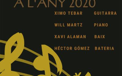 CONCERT: BENVINGUDA A L'ANY 2020