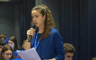 GENÇANA PARTICIPA POR SEGUNDO AÑO EN EL EUROPEAN YOUTH PARLIAMENT