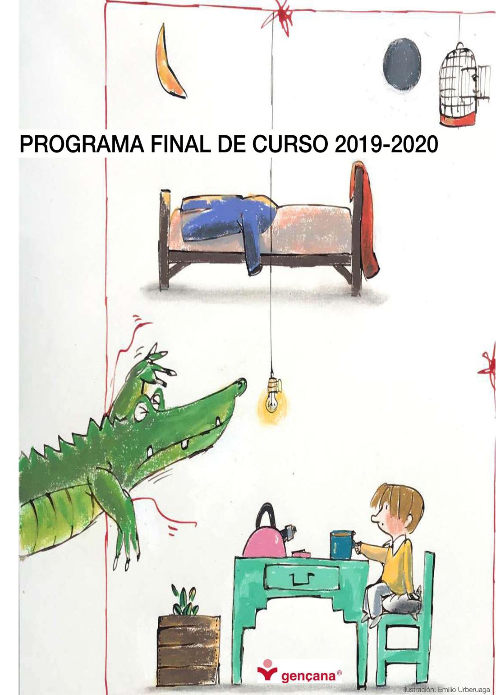 exposiciones final de curso infantil primaria secundaria bachillerato