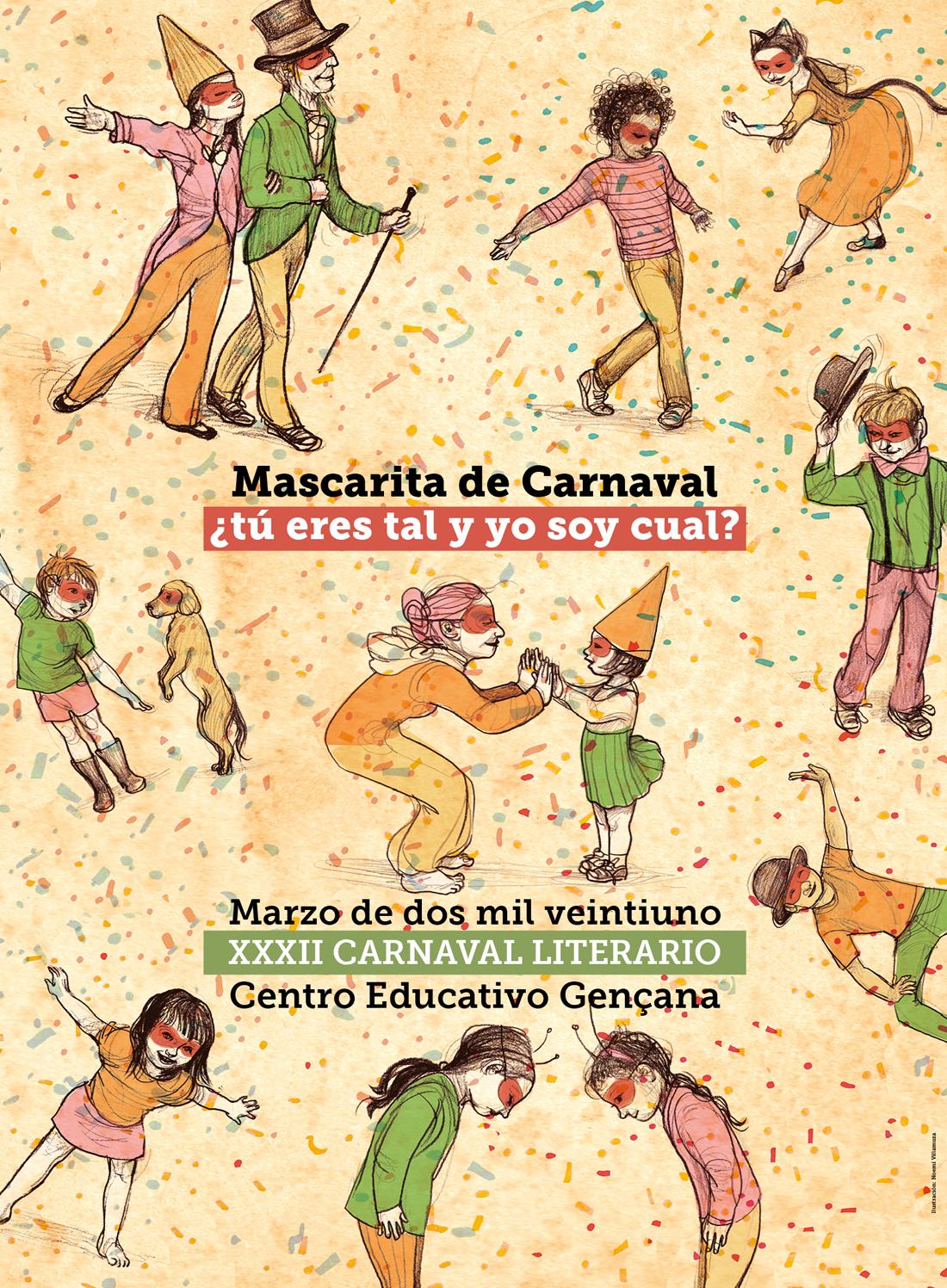 Ilustración de Noemí Villamuza