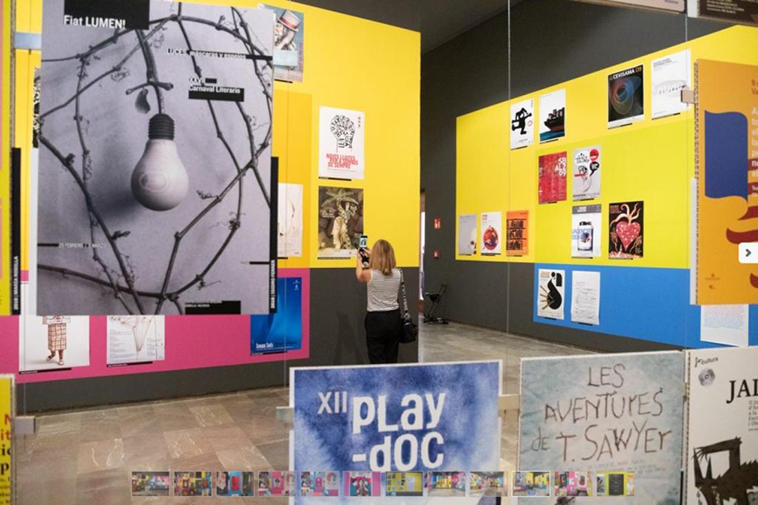 carteles valencianos 2000-2020 carteles carnaval literarioi gençana
