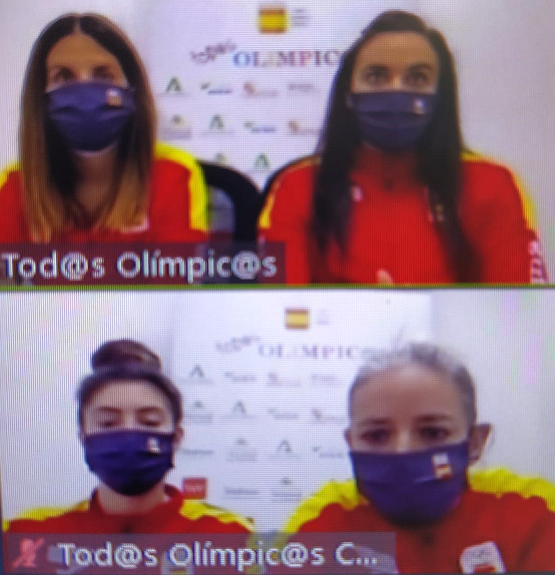 charla all olympics fair flay en centro educativo gençana