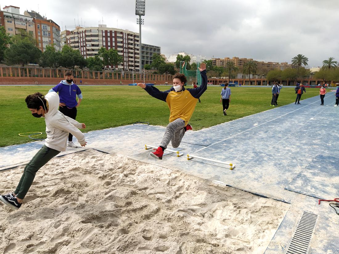 gençana educacion fisica fundacion deportiva municipal valencia
