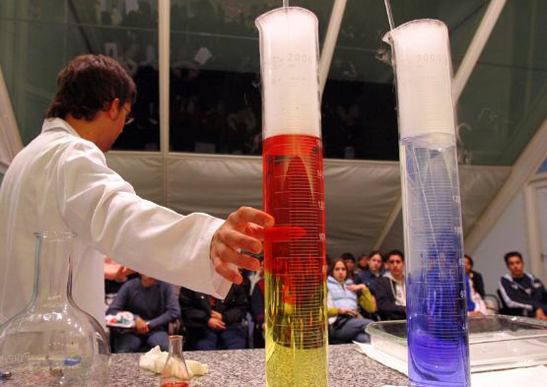 laboratorio experimento