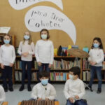 dimes y diretes para tirar cohetes alumnos 2º educacion primaria centro educativo gençana