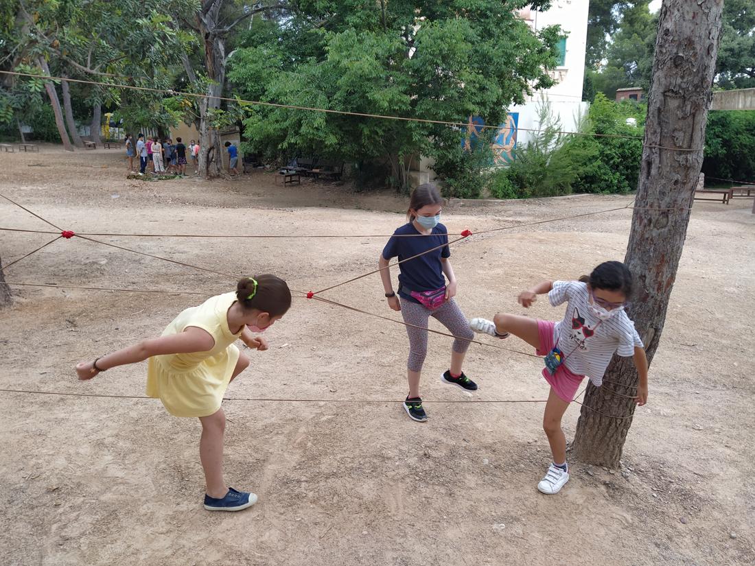 día del juego 2021 centro educativo gençana
